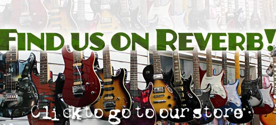 Visit our music store on Reverb!